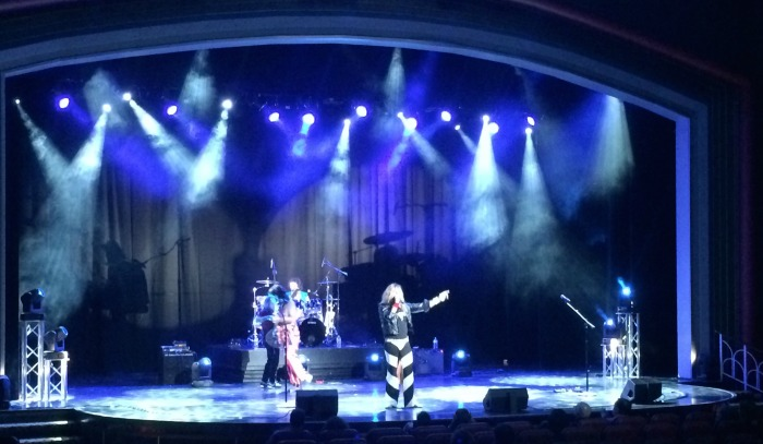 rock and roll tribute concert on cruise