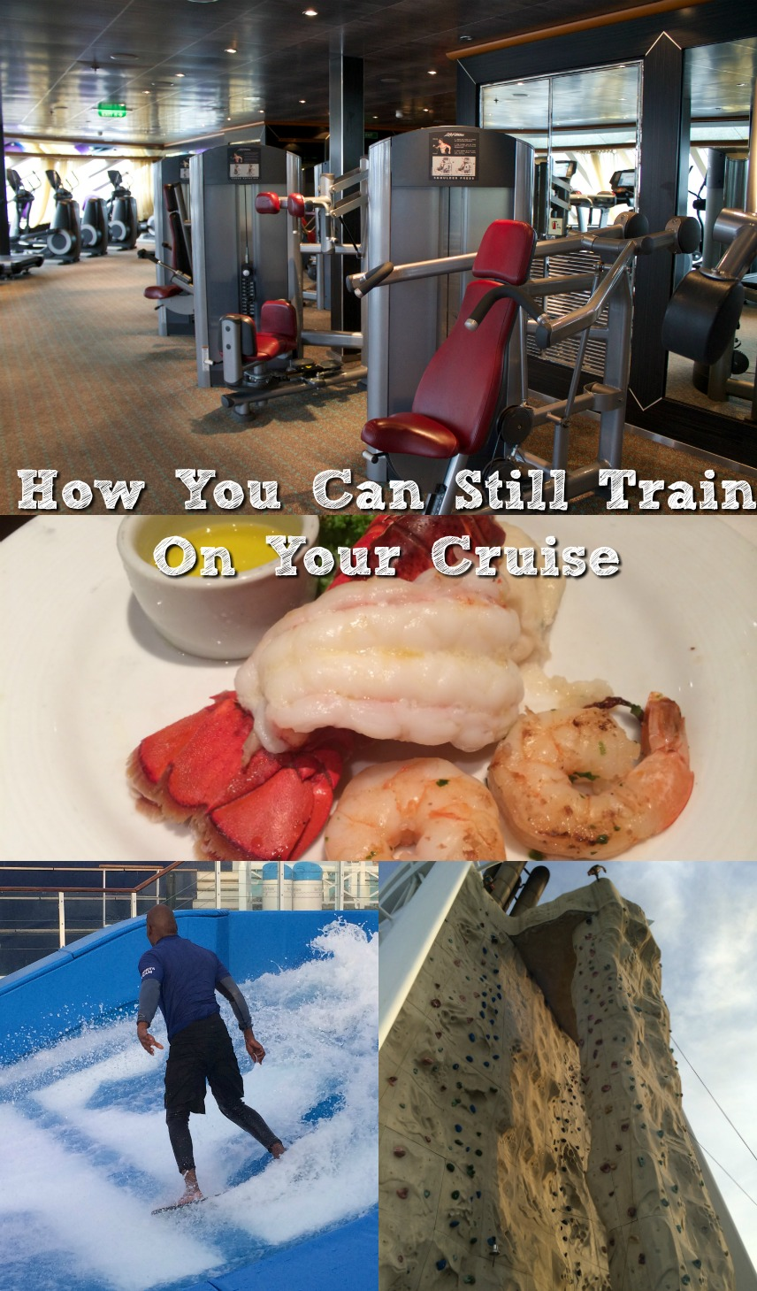 how to train on your cruise