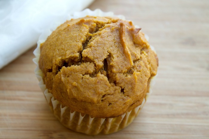 Recipe for Pumpkin Muffins dessert recipe
