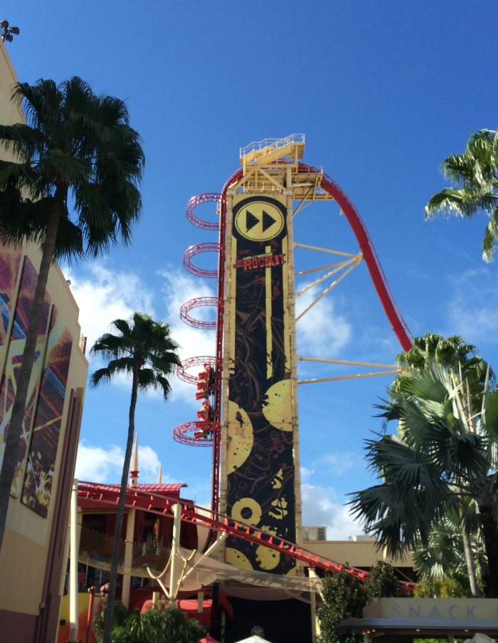 scary rides at universal studios